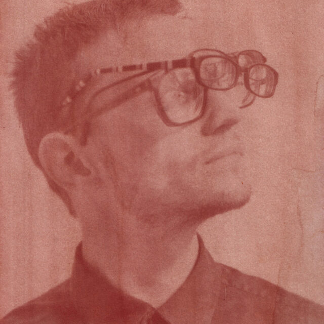 Portret Kristof Vranken